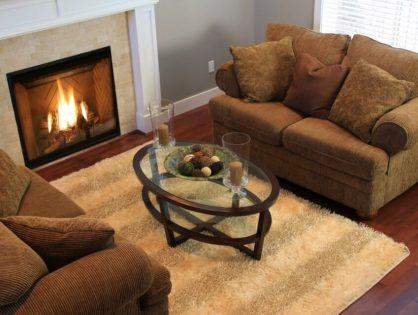 Design Essentials for The Living Room Rug Centerpiece